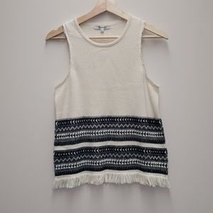 Madewell Knit Vest Size Small